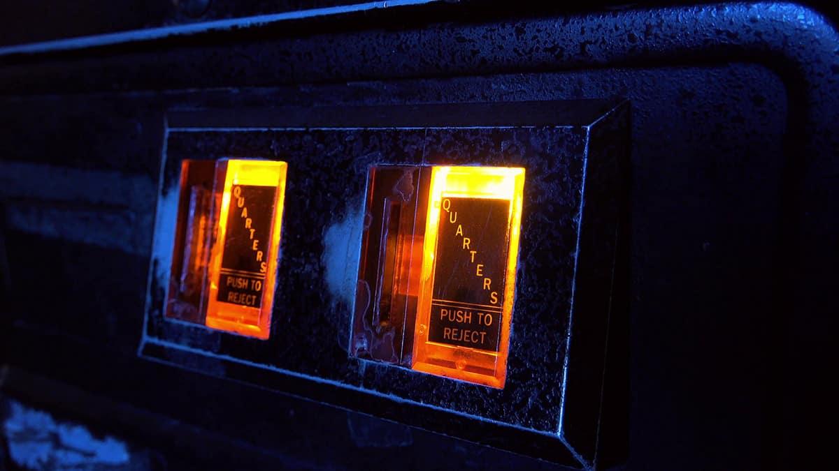 Arcade Quarter Slot