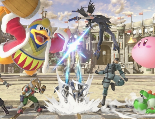 20 Year History of Super Smash Bros.