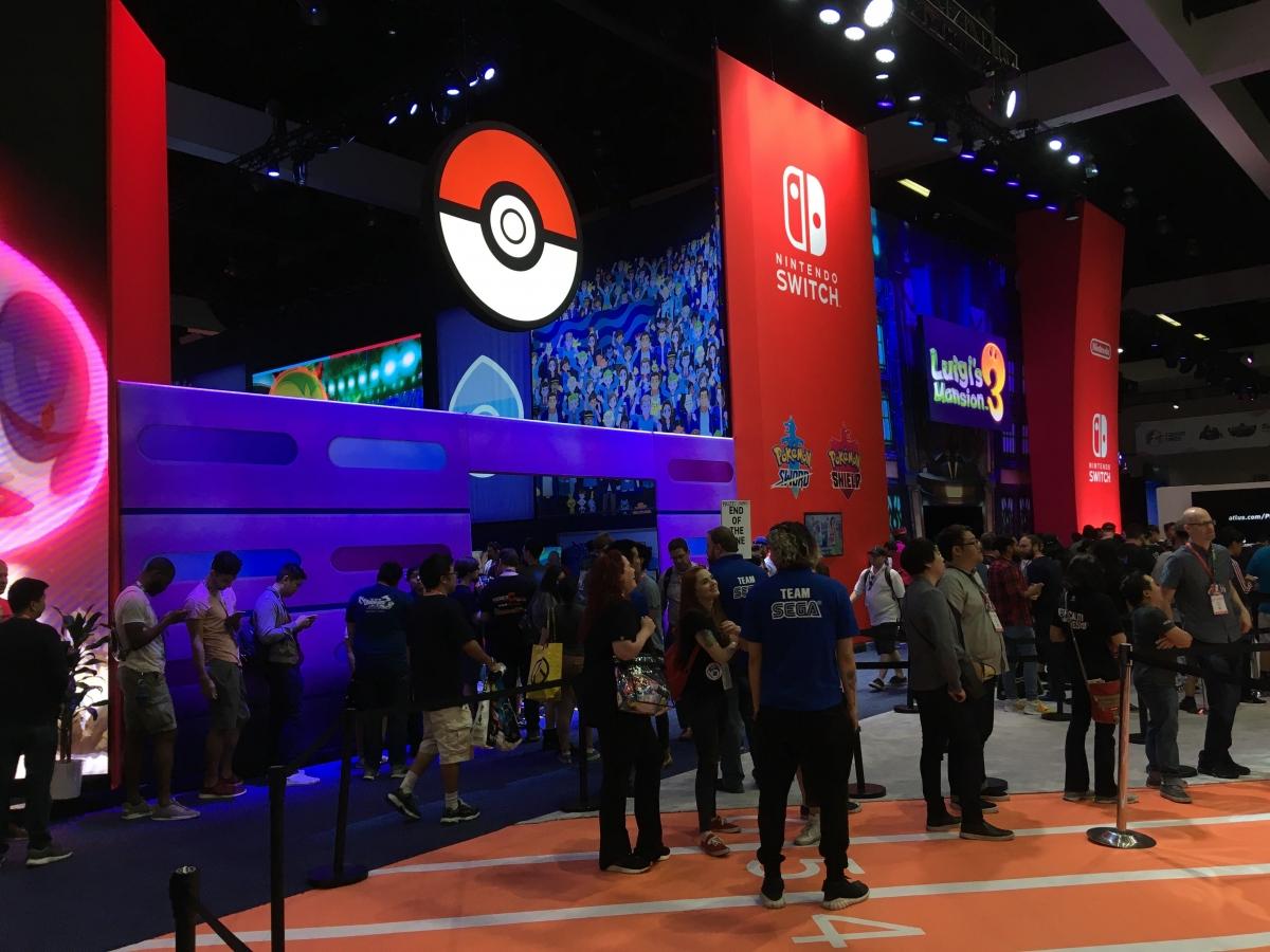 E3 2019, Nintendo Booth